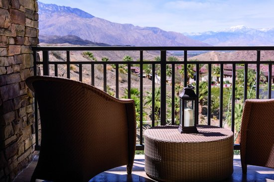 The Ritz-Carlton, Rancho Mirage: Guest Room View