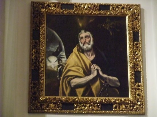 Catedral Primada: SACRISTIA. Apóstol