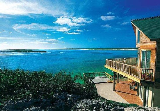 Abaco Club on Winding Bay: Exterior