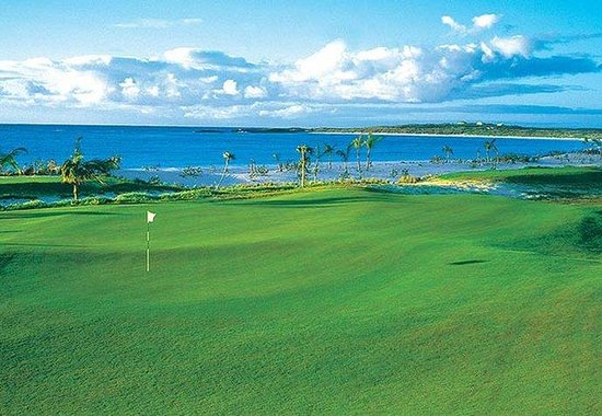 Abaco Club on Winding Bay: Golf Course