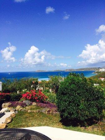 Villa Marbella Suites : View from Loft