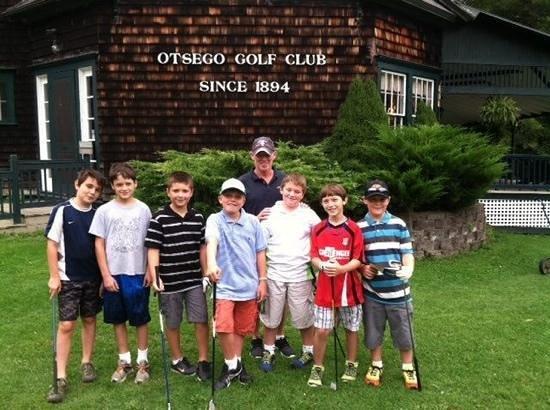 Otsego Golf Club: 2013 Youth Camp