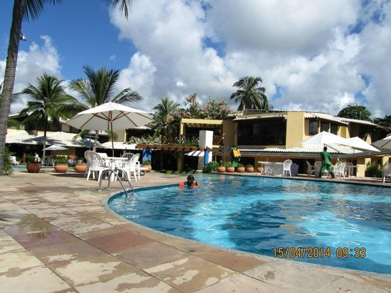 Portobello Praia Hotels and Resorts : Piscina