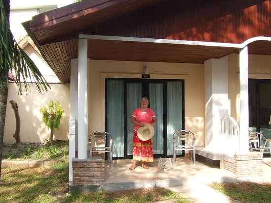 Phi Phi Villa Resort : Our villa