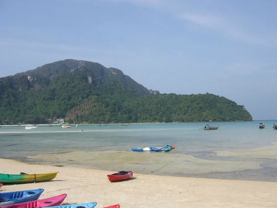 Phi Phi Villa Resort : The other side of the island