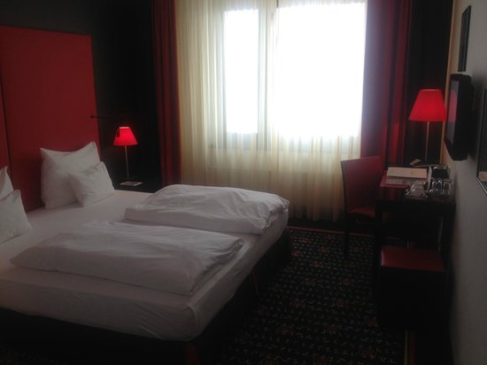 Angelo by Vienna House Ekaterinburg : Room presented this way