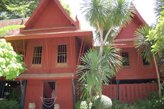 Jim Thompson House: the house- the museum