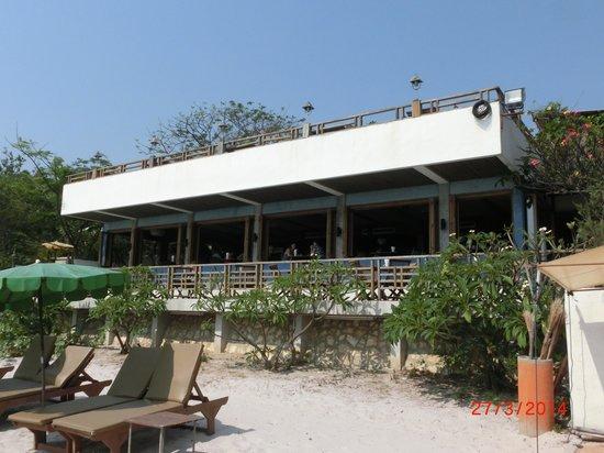 Veranda Lodge : Ресторан Веранды