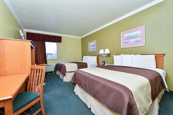 Americas Best Value Inn : Guest Room