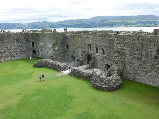 Beaumaris Castle: Stunning views and inner walls to explore