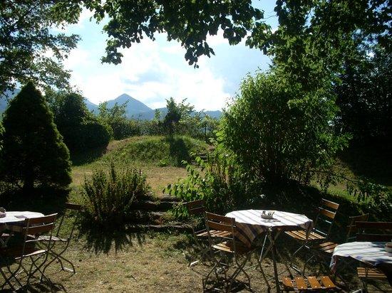 Gasthof Zum Ott : View from garden