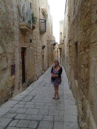 Qawra Point Holiday Complex: Silent City Mdina