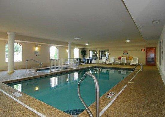 Comfort Suites St.Joseph / Stevensville: pool