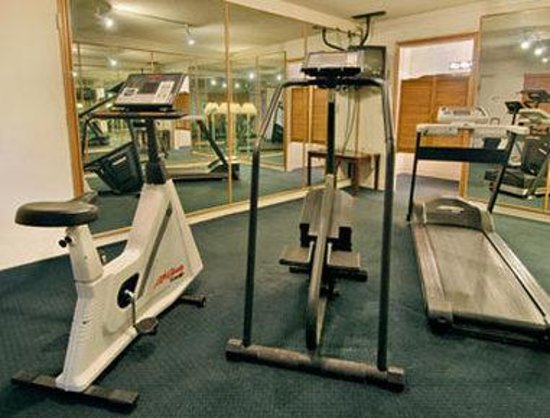 Days Inn Elizabethtown: Fitness Centre