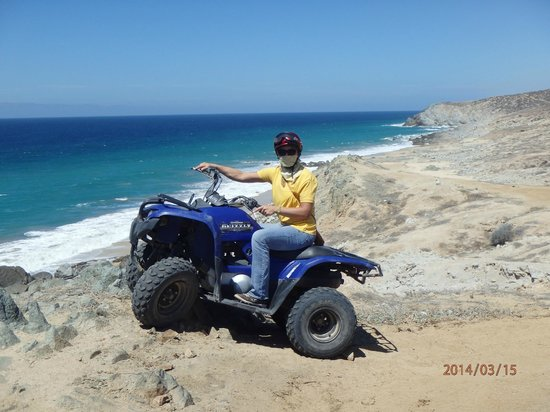 Cabo San Lucas Tours: A view of the Pacific