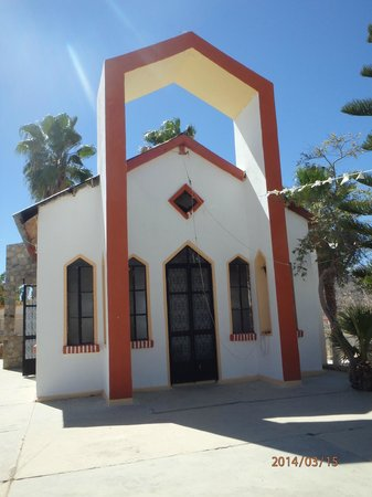 Cabo San Lucas Tours: A 300 year old church in La Candelaria