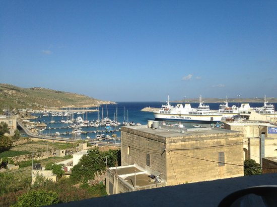Qawra Point Holiday Complex : Mgarr harbour/port Gozo