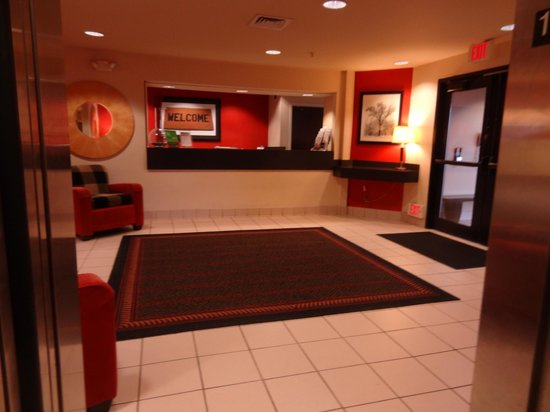 Extended Stay America - Columbus - Worthington: reception
