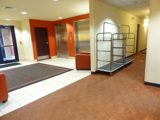 Extended Stay America - Columbus - Worthington: Lobby