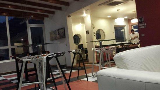 H Rado Hostel: Área comum, lazer!!!