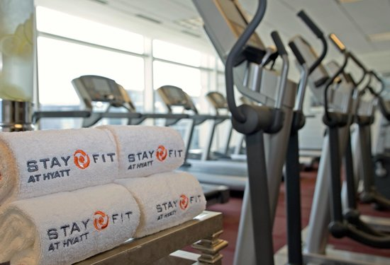 Hyatt Regency La Jolla: StayFit Gym - Fitness center open 24 hours a day near Perks