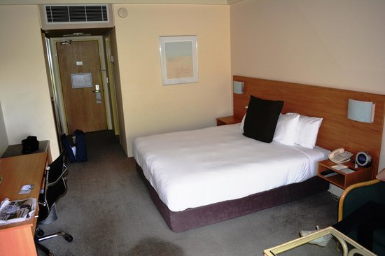 DoubleTree by Hilton Hotel Alice Springs: Great bed ..
