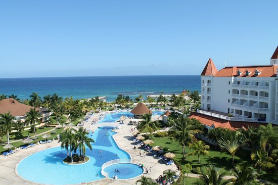 Grand Bahia Principe Jamaica: Amazing view from our room