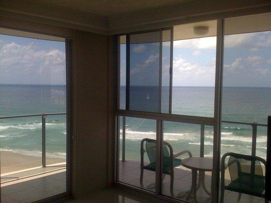 Sunbird Beach Resort Main Beach: View