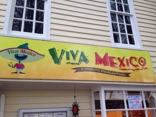 Viva Mexico Restaurant: New location