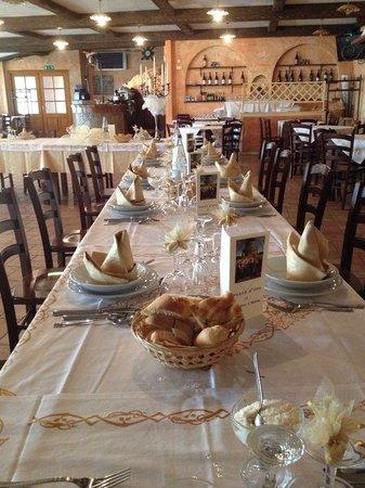 Rio Grande : Osteria nozze d oro