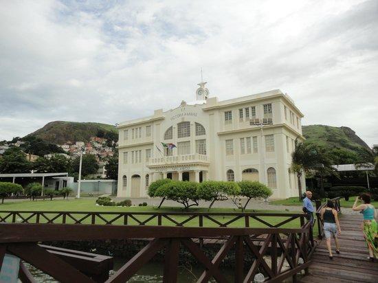 Museu Vale : Antiga Estação