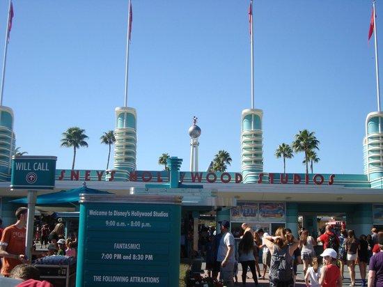 Disney's Hollywood Studios: hollywood studios