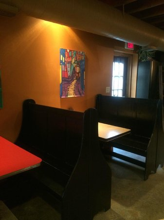 The Downtown Coffee Company : Great Interior