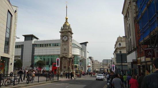 Queens Hotel : Brighton North Street