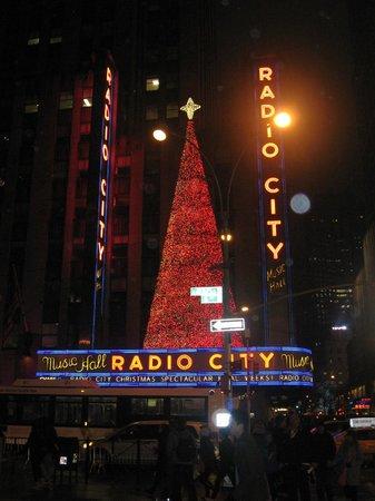 Radio City Music Hall- Christmas show