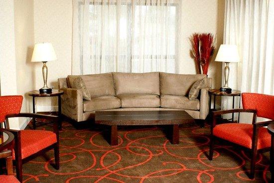 Holiday Inn Express Stone Mountain: Lobby Lounge