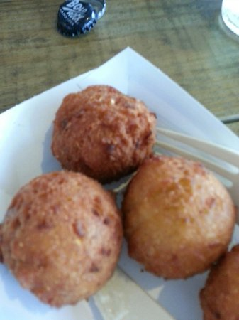 The Barbeque Exchange: Hushpuppies simple good