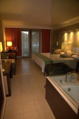 Sandos San Blas Nature Resort & Golf: Twin room
