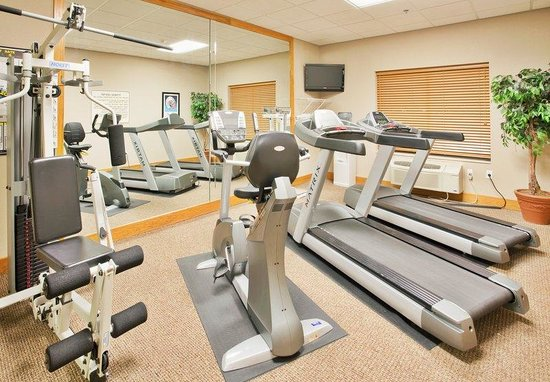 Holiday Inn Express Hotel & Suites Norfolk: Travel Is No Reason To Miss A Workout