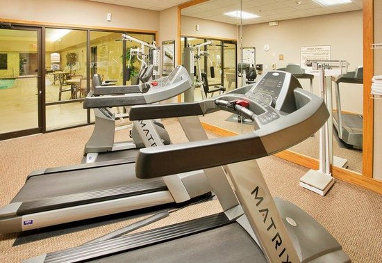 Holiday Inn Express Hotel & Suites Norfolk: Go For A Run!