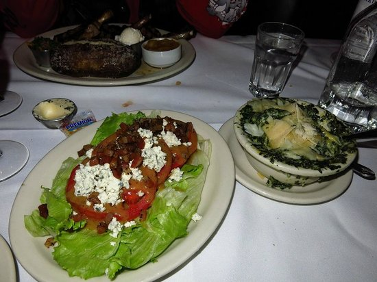 St. Elmo Steak House : BLT salad