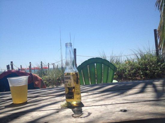 Captiva Beach : Irish Pub direkt am Strand