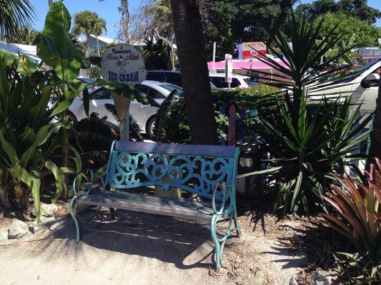 Captiva Beach : Sehr liebevoll hergerichtet