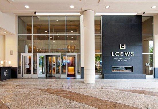 Loews Vanderbilt Hotel: Vanderbilt Exterior Entry