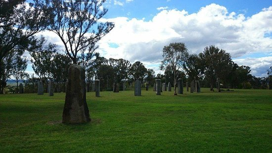 ‪‪Glen Innes‬, أستراليا: The Glen Innes Standing stones‬