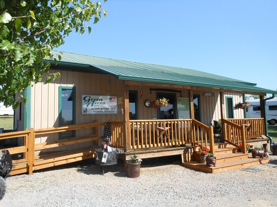 Green Acres RV Park : All of your camping problems end here.