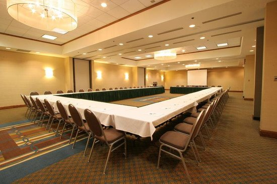 Holiday Inn Hotel and Conference Center Detroit - Livonia: Boardroom