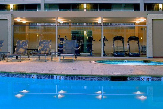 Holiday Inn Hotel and Conference Center Detroit - Livonia: Fitness Center