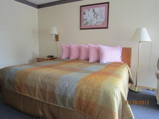 Budget Inn Cassville: One Bed