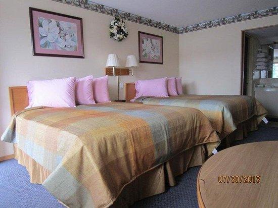 Budget Inn Cassville: Two Bed Flatview